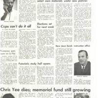 De Anza La Voz September 22 1969
