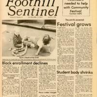 Foothill Sentinel April 26 1985