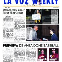 De Anza La Voz February 24 2014