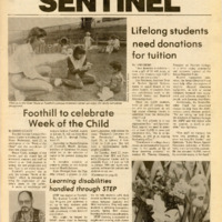 Foothill Sentinel April 18 1986