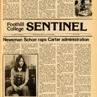 Foothill Sentinel April 29 1977