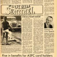 Foothill Sentinel October 1 1971