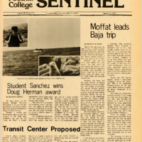 Foothill Sentinel January 13 1978