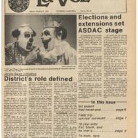 De Anza La Voz March 17 1978