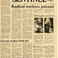 Foothill Sentinel May 7 1971