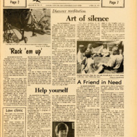 Foothill Sentinel April 19 1974