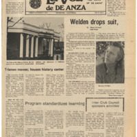 De Anza La Voz October 4 1974
