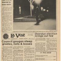 De Anza La Voz February 24 1978
