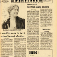 Foothill Sentinel January 17 1975