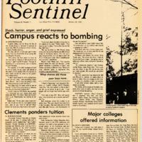 Foothill Sentinel October 28 1983