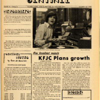 Foothill Sentinel November 21 1975