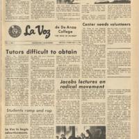 De Anza La Voz February 5 1969