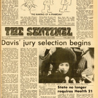 Foothill Sentinel March 3 1972