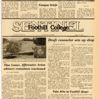 Foothill Sentinel March 14 1980