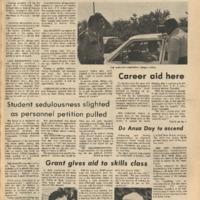 De Anza La Voz May 18 1973