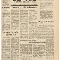 De Anza La Voz May 3 1974
