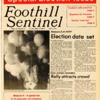 Foothill Sentinel April 2 1984