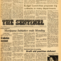 Foothill Sentinel June 9 1972