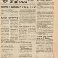 De Anza La Voz April 23 1976