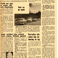 Foothill Sentinel July 16 1962