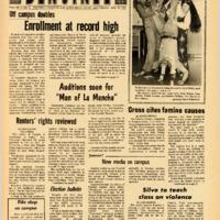 Foothill Sentinel November 22 1974
