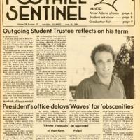 Foothill Sentinel June 15 1984