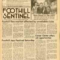 Foothill Sentinel November 16 1984