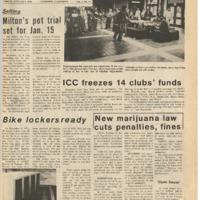 De Anza La Voz January 9 1976