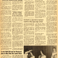 Foothill Sentinel May 15 1959