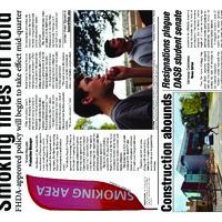 De Anza La Voz April 23 2012