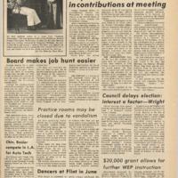 De Anza La Voz May 19 1972