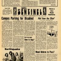 Foothill Sentinel September 17 1974
