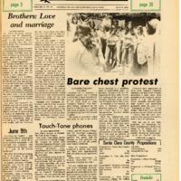 Foothill Sentinel June 6 1974