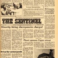 Foothill Sentinel April 21 1972