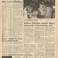 De Anza La Voz January 22 1971