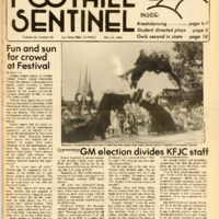 Foothill Sentinel May 25 1984
