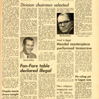 Foothill Sentinel March 4 1966