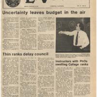 De Anza La Voz January 19 1979