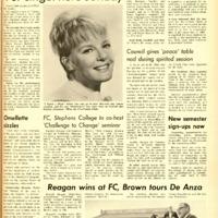 Foothill Sentinel November 10 1966