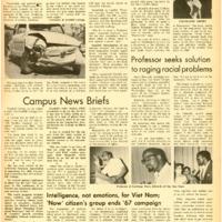 Foothill Sentinel October 6 1967