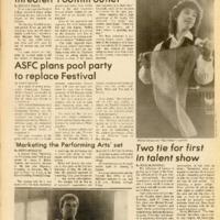 Foothill Sentinel April 25 1986