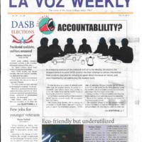 De Anza La Voz May 13 2013