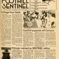 Foothill Sentinel October 5 1984