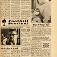 Foothill Sentinel May 16 1974
