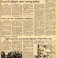 Foothill Sentinel April 14 1972