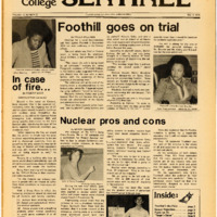 Foothill Sentinel May 14 1976