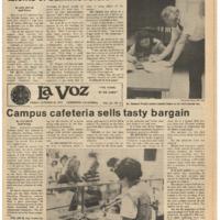 De Anza La Voz October 20 1978