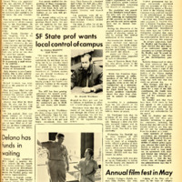 Foothill Sentinel January 24 1969