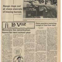 De Anza La Voz May 4 1979