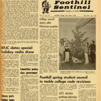 Foothill Sentinel Dicember 16 1960